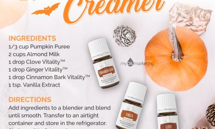 A Yummy Way to Start Your Fall Mornings!